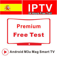 Stable Premium Subscripcion IPTV Spain DAZN Movist XXX M3U IPTV Code GSE VLC Xtream For Android Smart TV Boxes X96 IOS Phone PC(China)