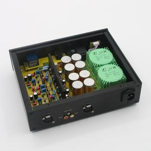 Image 2 - Recém listado e300mk2 amplificador de fone de ouvido de alta fidelidade desktop fone de ouvido amp com base no circuito electrocompaniet