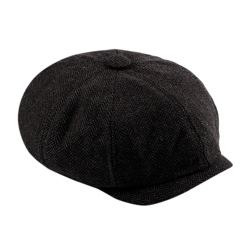 SAGACE Shangge Pattern Beret Brand 2019 Autumn New Solid Warm High Quality Solid Color Winter  Temperament Elegant