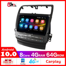 Gps Navigation Car-Radio Internal-Carplay Android 9inch WIFI for TSX Octa-Core 1024--600