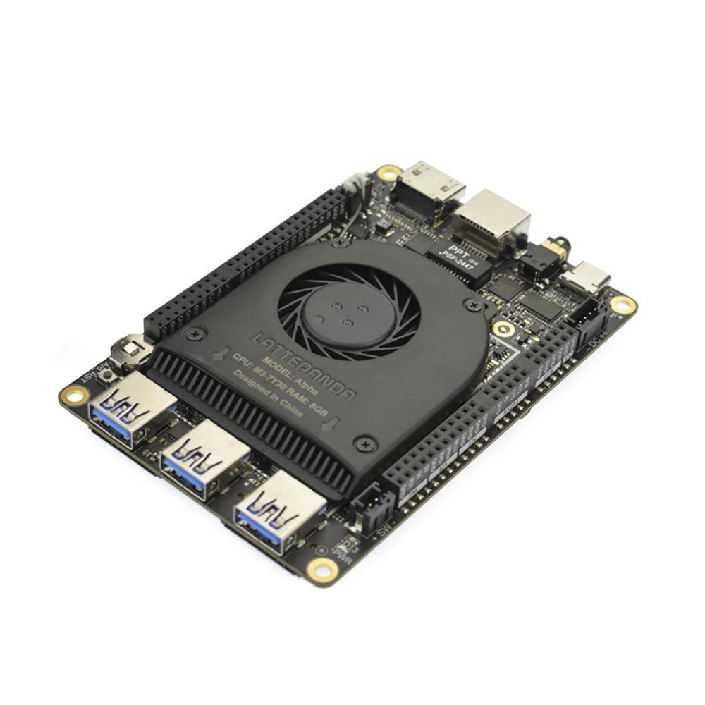 Smartfly Development-Board CPU Alpha Delta 864s-Intel 8100Y Latte-Panda Win10 800s 8GB/64GB