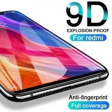 9D Gehard Glas Voor Xiaomi Redmi note 7 Pro 6 5 Plus Screen Protector Voor Redmi 6A 6 Pro Glas beschermende Glas Op Redmi 5A