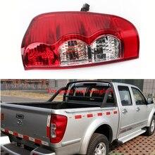 MIZIAUTO Rear tail light For great wall wingle 5 Warning Light brake lights turn signals light Fog lamp Rear Bumper Light стоимость