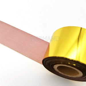 Gold Blocking Gold & Silber Folien Eloxiert Gilded Papier Heißer Drücken Folien für Leder Handwerk Bronzing PU Papier Vergoldung