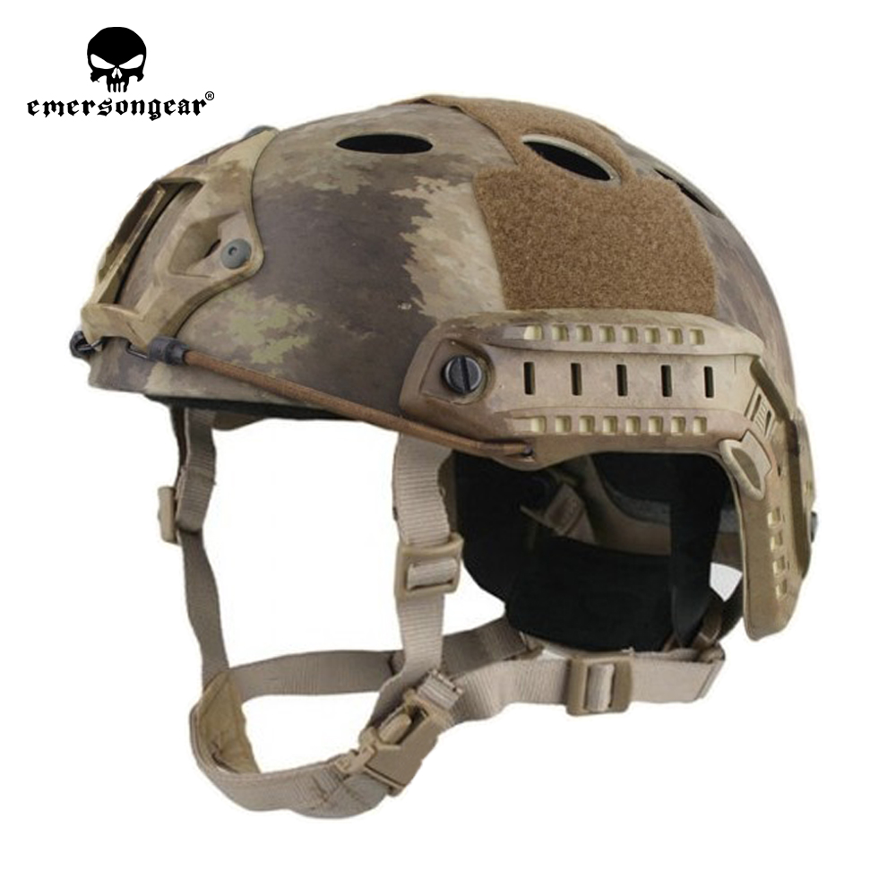 Discount±Helmet-Protective Emerson Hunting-Pararescue Lightweight Combat Tactical ABS Pj-Type