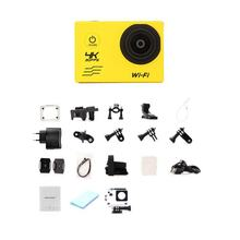 F60 FHD Wifi Action Camera 16MP 170 Gelar Wide Angel Olahraga DV Tahan Air Luar Ruangan Menyelam Naik Foto Menembak Rekaman Video(China)