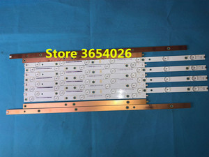 Image 5 - Kit 12 uds/lote de retroiluminación LED para 50PUH6400 50PUF6061 500TT67 V2 500TT68 V2 CL 2K15 D2P5 500 D612 V1 R L