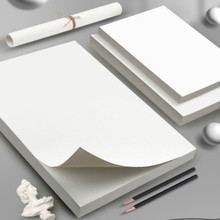 50sheets Artist Sketch Paper 160/180g 4K Sketchbook Student Drawing Practice Paper Artist Lead Drawing Paper Painting Supplies