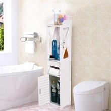 80*15,5*15 см Ванная комната туалет для корпусной мебели белый деревянный шкаф полки для хранения стирального порошка шампунь ткани стеллаж для хранения