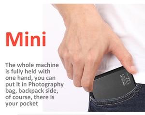 Image 5 - Viltrox RB08 bicolore 2500 K 8500 K Mini lumière LED vidéo Portable lumière de remplissage batterie intégrée pour téléphone caméra prise de vue YouTube