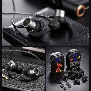 Image 3 - Marke Neue Kopfhörer QKZ CK1 Zink legierung In Ohr Stereo Ohrhörer Kopfhörer Super Bass Stereo Musik Headset Mit Mic für Handy
