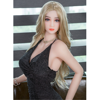 Newest 165cm Sex Doll Big Breast Pretty Girl Full TPE Silicone Sex Dolls with Metal Skeleton Realistic Pussy Men Sex Toys