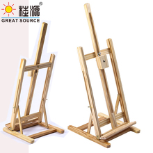 Wood Easel Desk Top Easel Oil Painting Acrylic Painting Board Easel Showing Easel(1pc)
