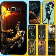 NBDRUICAI mode poster Spiel Dark Coque Shell Telefon Fall Für Samsung Galaxy J7 J8 J3 J4 J5 J6 Plus 2018 prime(China)
