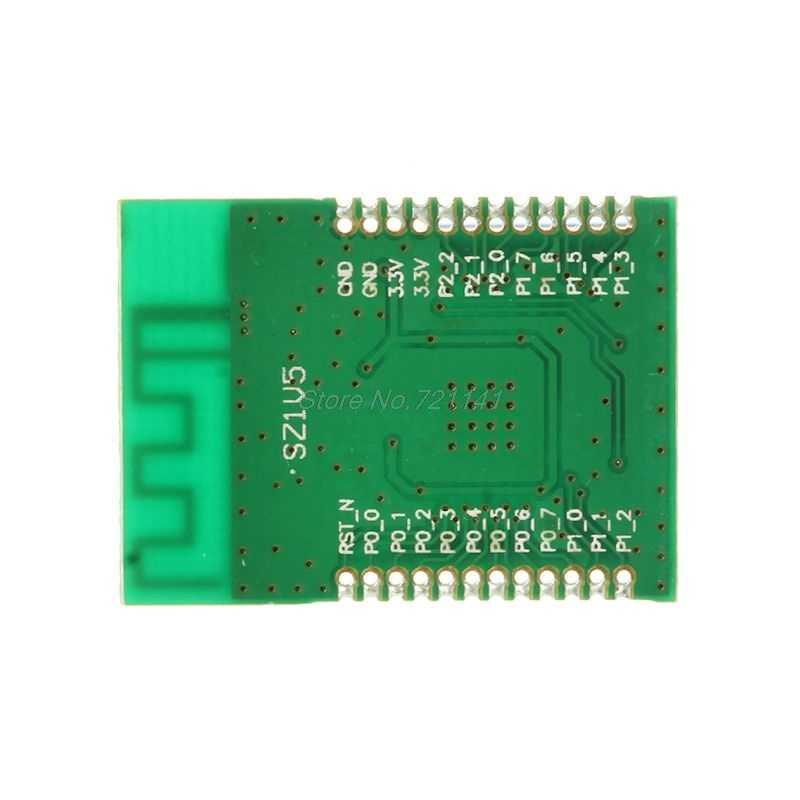 Para cc2530 módulo sem fio 2.4g zigbee 3.0-3.6 v 2.405-2.485 ghz diy kits peças de reposição dropship