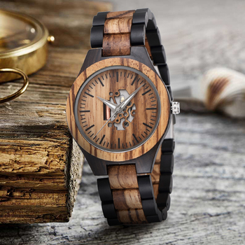 Shifenmei Wood Mens Watches Top Luxury Brand Sport Men's Wristwatch Wooden Watches Quartz Military Watch Men Relogio Masculino eco friendly green sandal wood watches mens quartz wooden watch with date