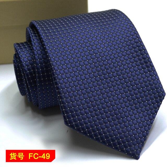 67 styles men's ties solid c