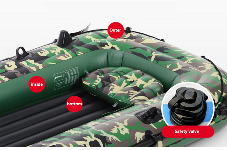High Quality rubber dinghy