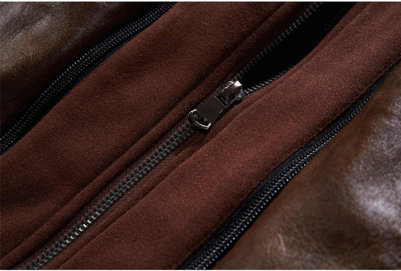 Jaqueta de couro com capuz da motocicleta do plutônio dos homens 2020 retro moda oblíqua zíper outono inverno jaquetas de couro casaco M-4XL