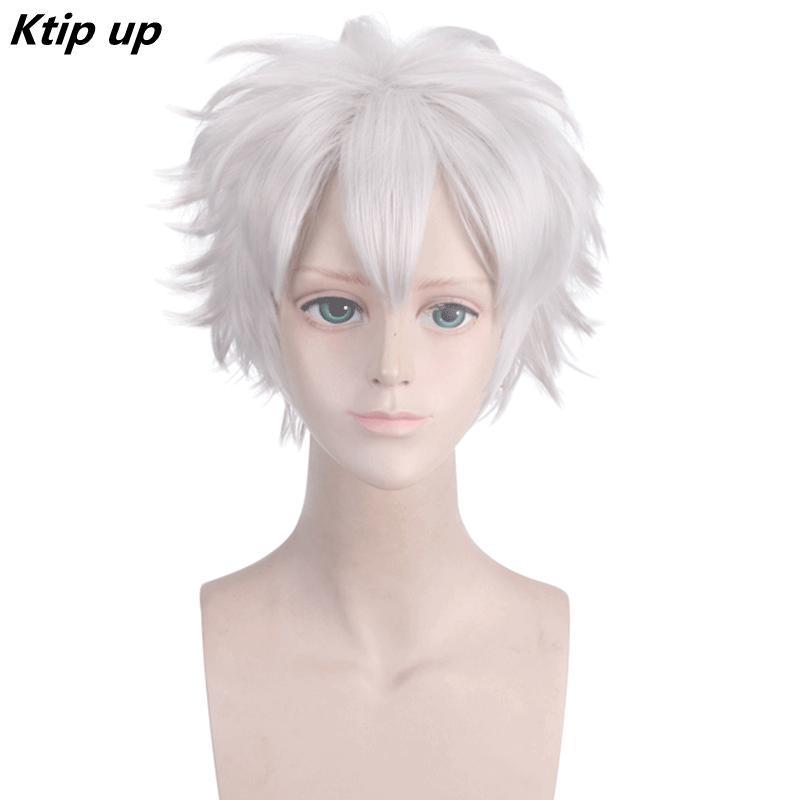 Demon Slayer:Kimetsu no Yaiba Kanroji Mitsuri Powder Gradient Green Hair Wig
