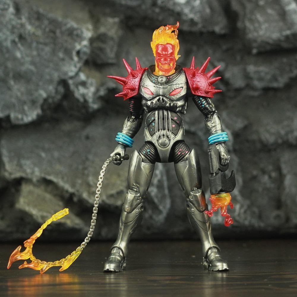 Marvel Legends Cosmic Ghost Rider Bike Loose No Figure