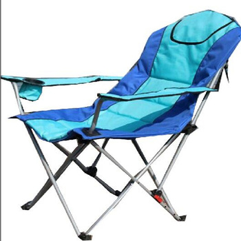 Outdoor Folding Chair Office Lunch Lounge Chair Fishing Chair Portable Beach Chair Family Backrest Chair Camping Leisure Chair