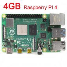 4 gb sdram raspberry pi 4 모델 b bcm2711 Cortex A72 64 비트 쿼드 코어 1.5 ghz soc 2.4 및 5.0 ghz wifi bluetooth 5.0 raspberry pi 4b