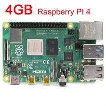 4gb sdram raspberry pi 4 modelo b, bcm2711 Cortex-A72 64-bit quad core 1.5ghz soc 2.4 & nbsp; 5.0 ghz wifi bluetooth 5.0 raspberry pi 4b