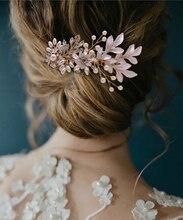 Bridal Tiara Wedding Hair Accessories Bride Headpiece Bridal Hair Jewelry Wedding Headwear Bride Hair Pieces Women Hair Tiara