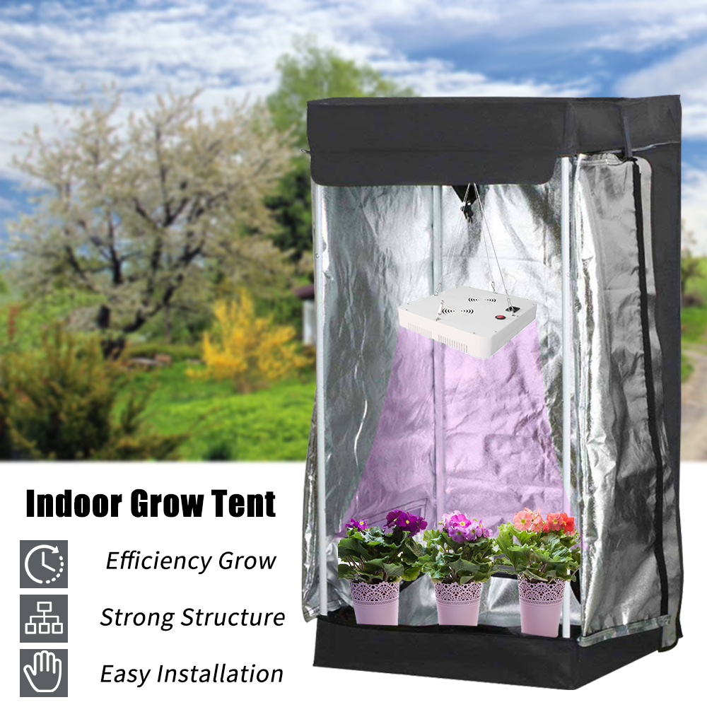 Grow Tent Mylar Reflective BudBox Small 80*80*180CM Hydroponic Grow Room Indoor