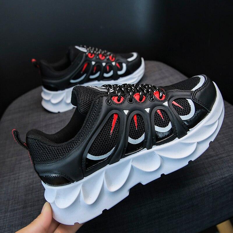 Осенние женские кроссовки на массивном каблуке; Повседневная обувь; Модные женские кроссовки из сетчатого материала на шнуровке; Женская Вулканизированная обувь на платформе; Размеры 41, 42|Кроссовки и кеды|   | АлиЭкспресс