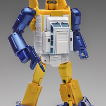 New Transformation Toy X-TRANSBOTS MM-XII MM-12 Neptune Figure in Stock
