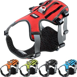 Pet Dog Harness For Big Large