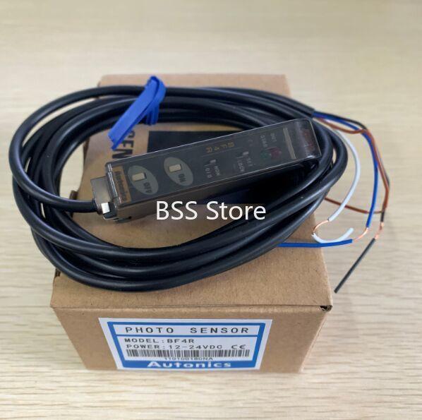 شحن مجاني الاستشعار BF4R الألياف البصرية مكبر للصوت الاستشعار الكهروضوئية