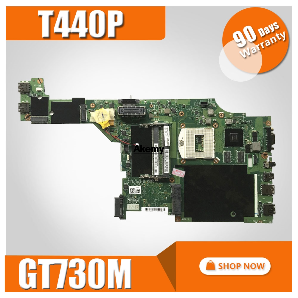For Lenovo T440P Laptop Motherboard VILT2 NM-A131 00HM981 00HM983 04X4086 00HM991 PGA947 GT730M Video Card