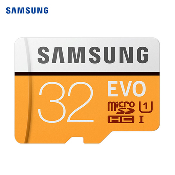 Original SAMSUNG  EVO Micro SD 32G 64G Memory Card 128G 256G 512G MicroSD Cards SDHC SDXC U3 C10 Flash Micro Card