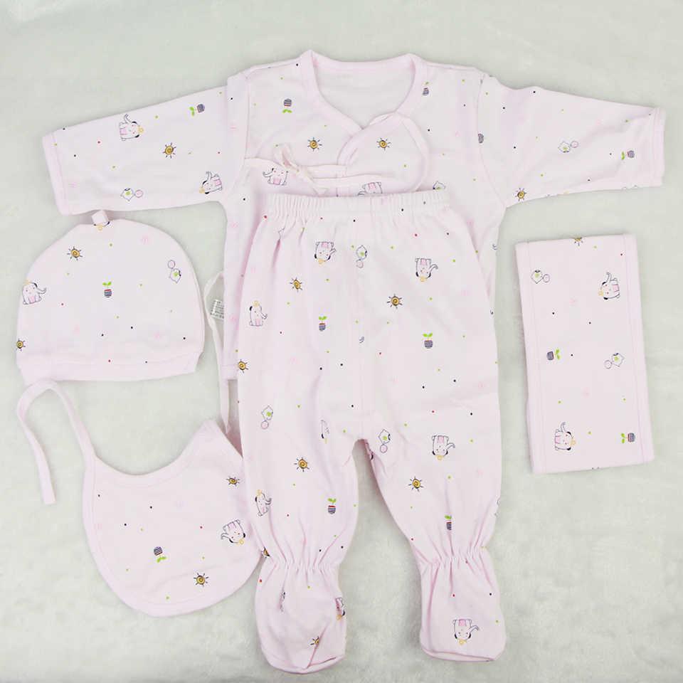 שנועדה אמיתית תינוק בובות בגדים ורוד וכחול 5 pcs בובת בגדי חליפת Fit 22-23 אינץ Reborn תינוק בובת אביזרי ילדים DIY צעצועים