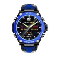 Reloj inteligente deportivo profesional para hombre, pulsera con brújula IP68, resistente al agua, 10 modos de manchas, batería de Larga modo de reposo, control del ritmo cardíaco