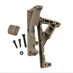 Grip-Handle Pistol Air-Rifle-Install-Accessory Airgun Triangle Tactical Nylon for Polymer