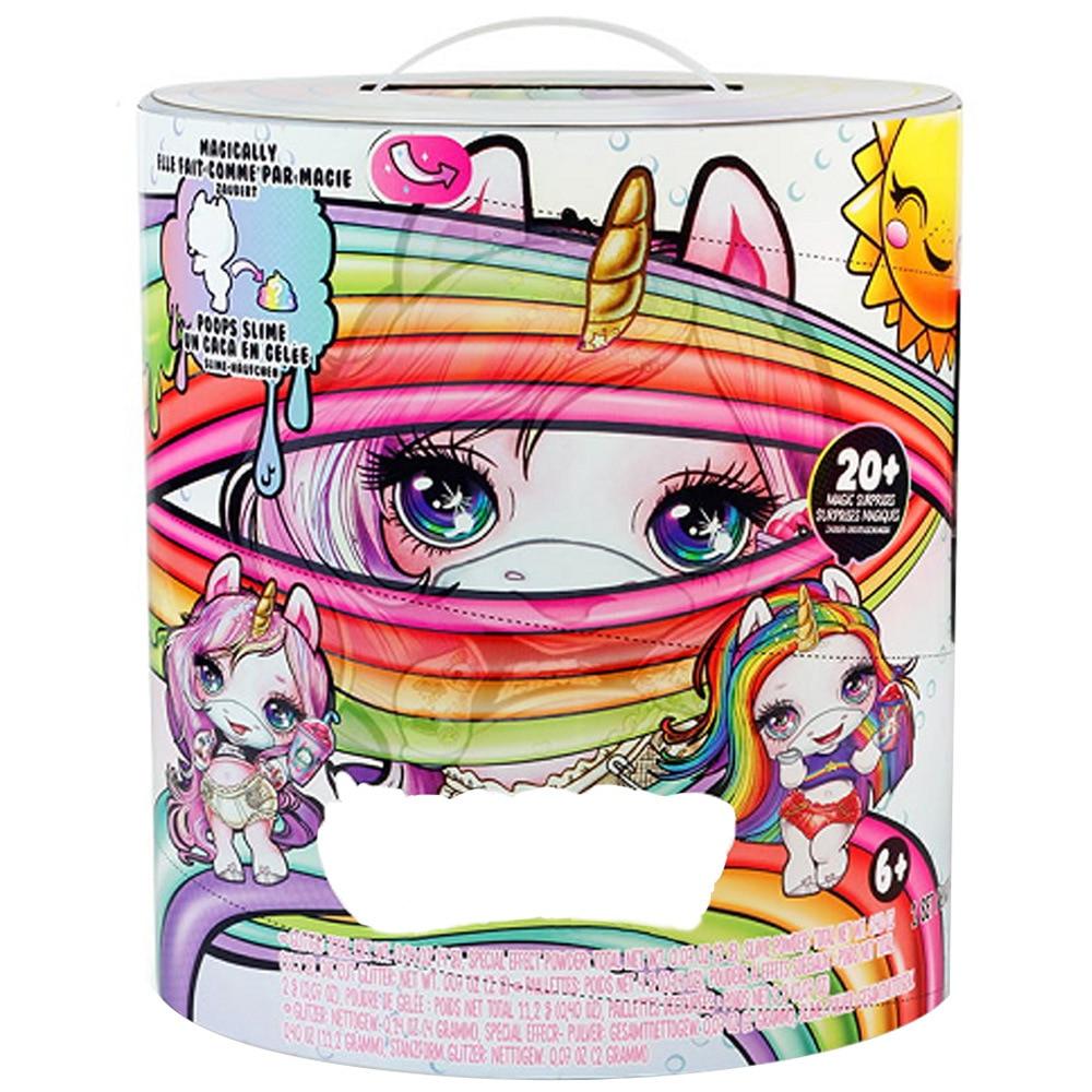 31cm Big Size Squishy Poopsie Slime Unicorn Licorne Stress Reliever Toys christmas kids kit box charms
