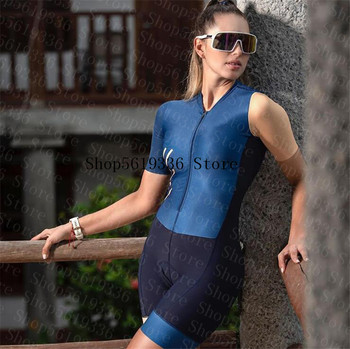2020 ciclismo skinsuit pro macacão roupas femininas curto macacão uniforme triathlon macaco feminino ciclismo bodysuit 1