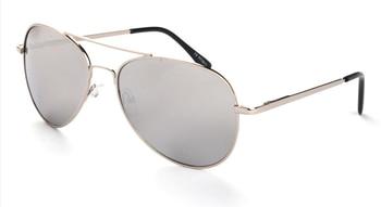 Gafas de sol fotocromáticas con montura de pie de primavera, montura completa, gafas redondas de metal de diseño para mujer