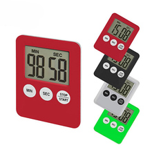 Clock Kitchen-Timer Digital-Screen Sleep-Stopwatch Temporizador Countdown-Alarm Cooking