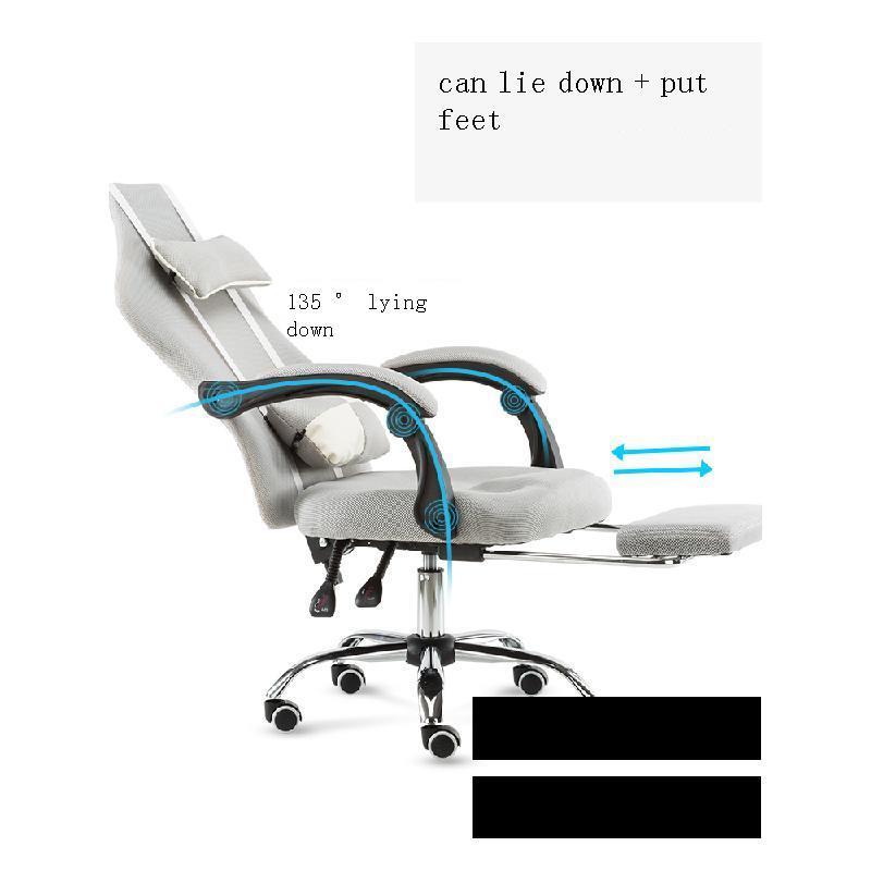 Купить с кэшбэком Oficina Y Silla De Ordenador Bilgisayar Sandalyesi Sessel Fauteuil Gaming Gamer Cadeira Office Furniture Computer Chair