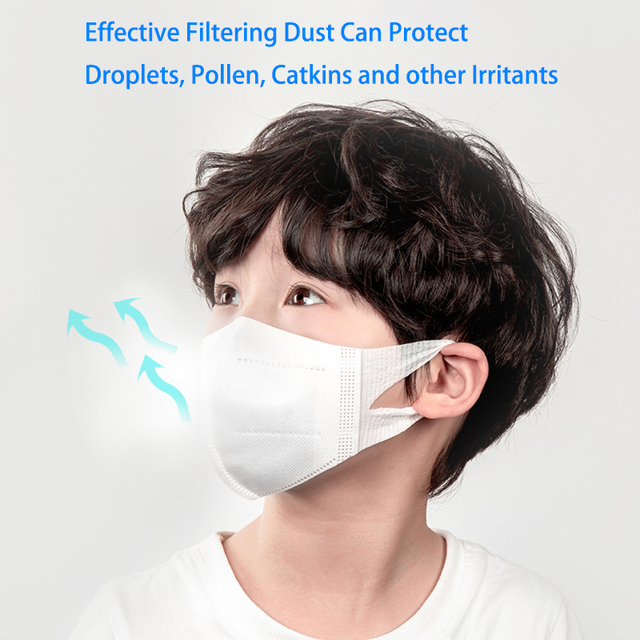 Mouth n95 Masks Anti Dust Face Mask Disposable Mask Filter 3-laye Anti-Dust respirator ffp3 Mask for mondkapjes ffp3 cough flu