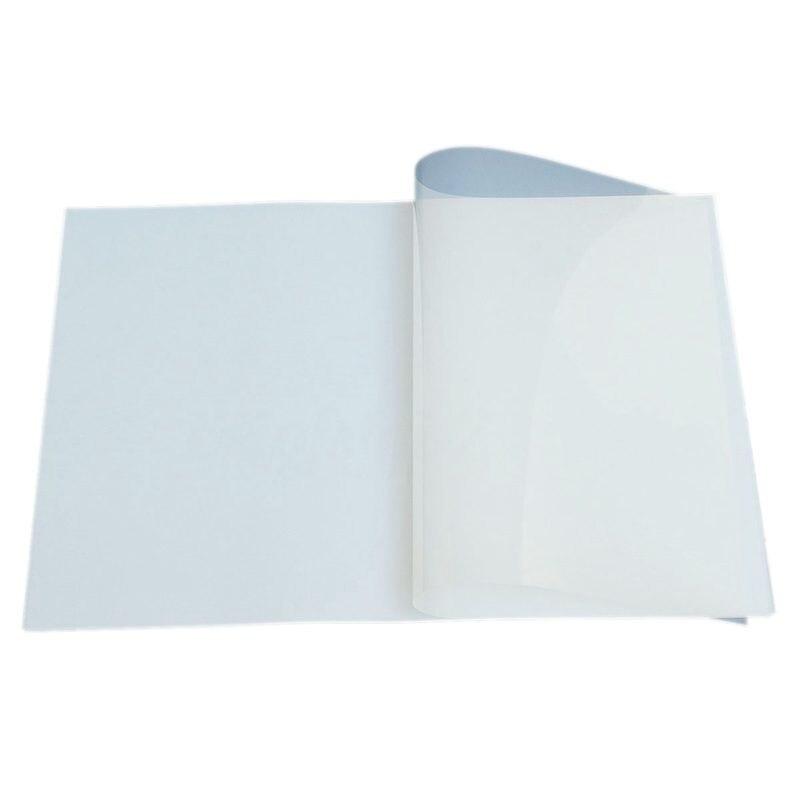 10pcs Sheet A3 Screen Printing Transparency Inkjet Film Paper Exposure Positive
