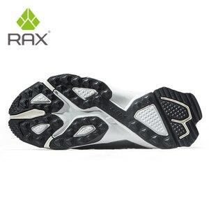 Image 5 - Кроссовки RAX мужские и женские кожаные, водонепроницаемая обувь для походов и отдыха на открытом воздухе