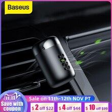 Baseus 金属車の香水空気清浄アロマ固体用のベント吹出口清浄エアコンクリップディフューザー