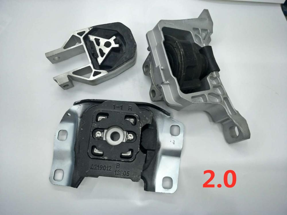 Car High Quality Engine Support Mount Transmission Mount Support For Ford Focus 2012  MK3 1.6 2.0