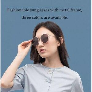 Image 5 - Newest MW Polarized Sunglasses Metal Square Frames Stylish UV proof Anti dazzle Sunglasses Outdoor Men Women Sunglasses
